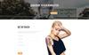 Tattoo - Beauty Salon HTML5 Templates de Landing Page  №73270 Screenshot Grade