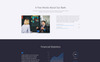 Bank Progress - Solid Bank HTML Landing Page Template Big Screenshot