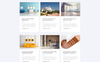 Real Estate Multipurpose HTML5 Website Template Big Screenshot