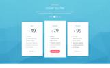 """Шаблон посадочной страницы """"Might - Delicate Web Application HTML"""""""