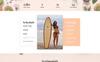 Responsive Smooth Skin - Waxing Salon HTML5 Açılış Sayfası Şablonu Büyük Ekran Görüntüsü