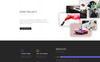 iStudio - Digital Production Multipurpose HTML Template Web №73395 Screenshot Grade