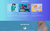 Lemon - Design Company Responsive HTML Website Template