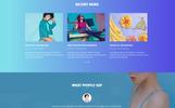 Reszponzív Lemon - Design Company Responsive HTML Weboldal sablon