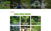 """Landing Page Template namens """"Real Grass - Garden Maintenance HTML"""" Großer Screenshot"""