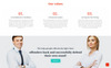 Justeco - Fancy Law Firm HTML Templates de Landing Page  №73451 Screenshot Grade