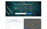 Binko - Futuristic Privat Clinic HTML Landing Page Template