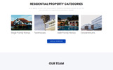 "HTML шаблон ""inHouse - Real Estate Multipage HTML"""