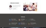 """Responzivní Šablona mikrostránek """"Evente - Web Design Conference"""""""