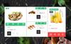 Freshfood Court - Food Store PrestaShop Theme Big Screenshot