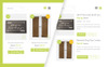 """Decorta - Furniture Store"" Responsive PrestaShop Thema Groot  Screenshot"