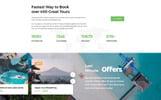 Sunway - Travel Agency Multipurpose HTML Website Template