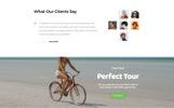"Template Siti Web Responsive #74092 ""Sunway - Travel Agency Multipurpose HTML"""