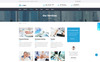 "Tema Siti Web Responsive #74259 ""FinPRO - Financial Ready-to-Use"" Screenshot grande"
