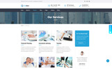 "Tema Siti Web Responsive #74259 ""FinPRO - Financial Ready-to-Use"""