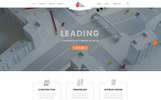 Top Project - Construction Company Multipurpose HTML Template Web №74319