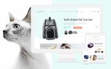 Tema de PrestaShop para Sitio de Tienda de Mascotas