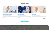 DentaCare - Dental Clinic Ready-To-Use Website Template