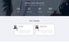 Consult - Corporate Ready-to-Use Website Template Big Screenshot