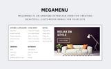 ILEA - Decor & Furniture Magento-tema