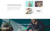 Mongo – Многоцелевой готовый шаблон бизнес-вебсайта Большой скриншот