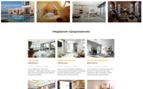 "Responzivní Ru Website Template ""Jacqueline - Real Estate Multipage"""