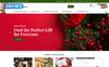 Responsywny szablon OpenCart Gifts.com - Christmas Presents Shop #74854 New Screenshots BIG