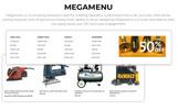 """Magento Theme namens """"Gento - Tools"""""""