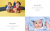 Happy Kids - Nursery Ready-to-Use Website Template Big Screenshot
