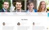 Modern - Portfolio Ready-To-Use Website Template Big Screenshot