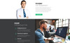 "Tema Ru Website  Responsive #75315 ""PROTaxing - Audit Ready-to-Use Clean Novi HTML"" Screenshot grande"