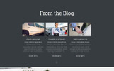 RenCar - Automobile Ready-to-Use Minimal Novi HTML Website Template