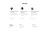 "Modello di Landing Page Responsive #75656 ""Profit - Sport One Page Minimal Bootstrap4 HTML"" Screenshot grande"