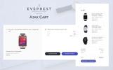 Responsive Eveprest Wristwatch - Watches Modern Ecommerce Bootstrap Prestashop Teması