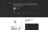 """Spectrum - Architecture One Page Modern HTML"" Responsive Landingspagina Template"
