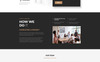 """Spectrum - Architecture One Page Modern HTML"" Responsive Landingspagina Template Groot  Screenshot"