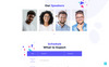 Defiant - Event Responsive Minimal Bootstrap HTML Website Template Big Screenshot
