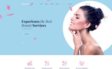 Responsivt Relish Ruelle - Beauty Multipage Clean HTML Hemsidemall