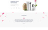 """Relish Ruelle - Beauty Multipage Clean HTML"" Responsive Website template Groot  Screenshot"