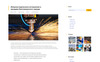 Responsywny ru Website Template Inprom - Industrial Ready-to-Use Multipage HTML #76235 Duży zrzut ekranu