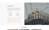 Reszponzív Concraft - Construction Ready-to-Use HTML Ru Website Template