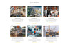 """Concraft - Construction Ready-to-Use HTML"" 响应式Ru Website Template 大的屏幕截图"