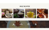 Responsivt TEA Production - Tea Shop Multipage Modern HTML Hemsidemall En stor skärmdump