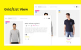 Vente - Apparel Store Clean Bootstrap Ecommerce PrestaShop Theme