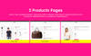 Vente - Apparel Store Clean Bootstrap Ecommerce PrestaShop Theme Big Screenshot