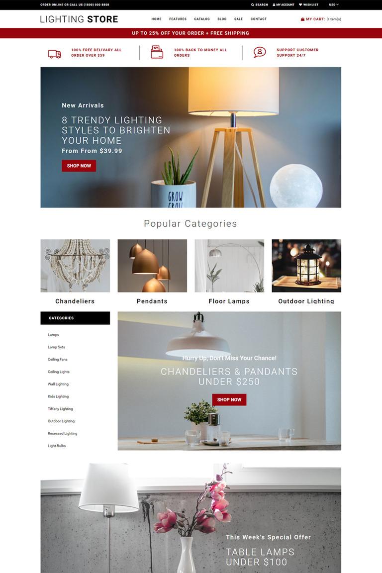 Responzivní Ify Motiv Lighting