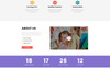 Preschool - Education Multipage Clean HTML Website Template Big Screenshot