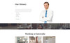 Intercube - Interior Design Ready-to-Use Modern HTML5 Template Web №76650 Screenshot Grade