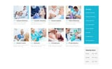 """Global - Dental Center Multipage Clean HTML5"" 响应式网页模板"