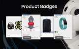 "PrestaShop Theme namens ""IXI - Smart Gadgets Clean Bootstrap Ecommerce"""